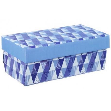Яркие краски, коробка складная 25,5х12,5х10см гофрокартон АртУзор