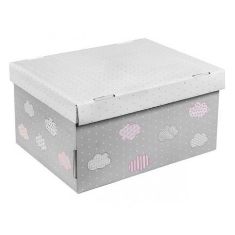 Для воспоминаний, коробка складная 31х26х16см гофрокартон АртУзор