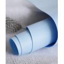 Небесно голубой, переплетный кожзам для скрапбукинга 33х70(±1см) Италия
