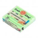 Зеленое Яблоко, полимерная глина эффект матового стекла запекаемая 52гр Craft&Clay