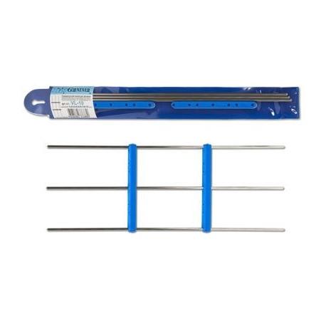 Вилка для вязания 30cм, универсальная (9 размеров ширины), GAMMA
