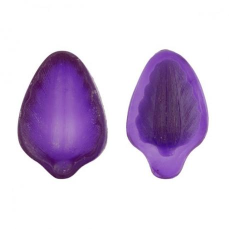 Тюльпан, молд пластиковый двусторонний 6,5х4см Fiorico