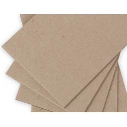 Переплетный картон 2мм 1250 г/м2  30х30см. Love2art