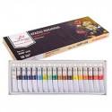 Набор маслянных красок в тубе Studio 18х12мл Vista-Artista