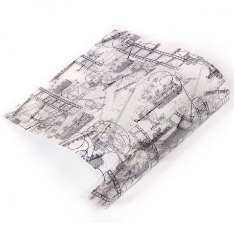 Синема, пленка оверлей формат А4 плотность 110гр