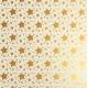 Волшебство, бумага для скрапбукинга жемчужная с тиснением 30,5х30,5см 200г/м2 односторонняя АртУзор