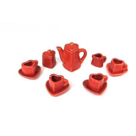 Чайный набор 11 предметов