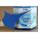 Винтажный лазурный, краска меловая высокоукрывистая шелковисто-матовая 90мл Narlen Decor +t!