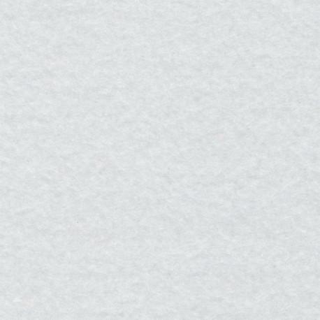 Белый, фетр декоративный 100% полиэcтер, толщина 1мм, 30х45см