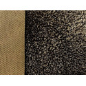 Ежик, мех ЭЛИТ 17х25(±1см) жесткий ворс 9мм шерсть-мохер 49% хлопок 51% 610г/м