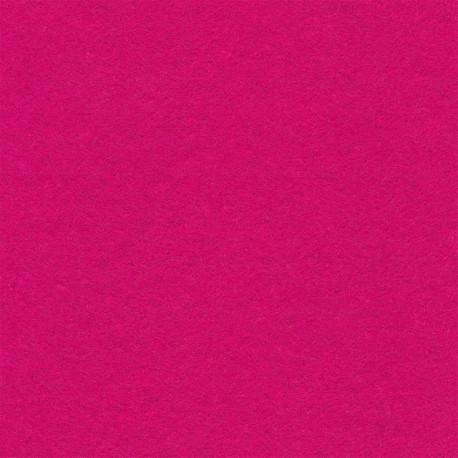 Малиновый, фетр декоративный 100% полиэcтер, толщина 1мм, 30х45см