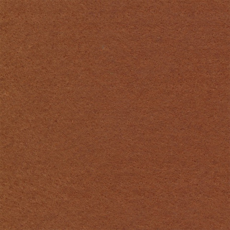 Св.коричневый, фетр декоративный 100% полиэcтер, толщина 1мм, 30х45см