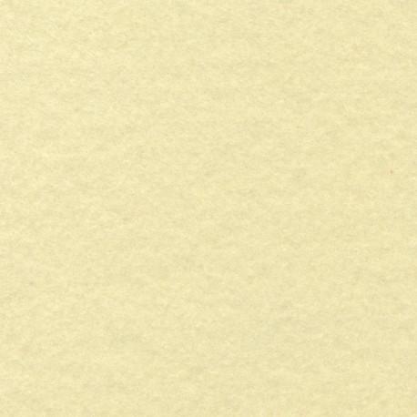 Молочный, фетр декоративный 100% полиэcтер, толщина 1мм, 30х45см