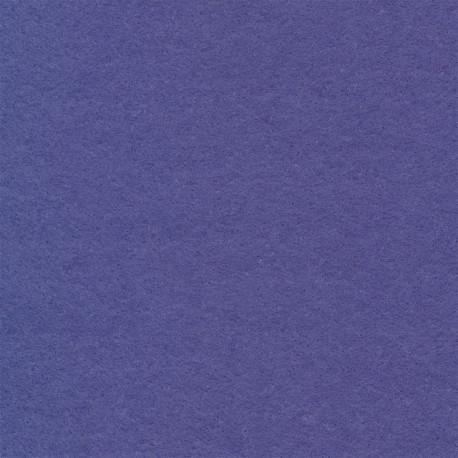 Сиреневый, фетр декоративный 100% полиэcтер, толщина 1мм, 30х45см