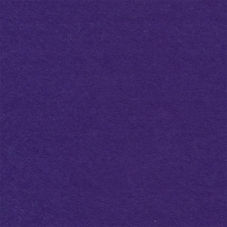 Т.сиреневый, фетр декоративный 100% полиэcтер, толщина 1мм, 30х45см