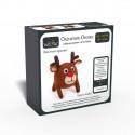 Олененок Оникс, набор для для валяния игрушки 6см. Woolla