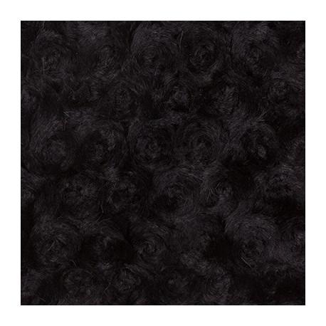 Черный, ткань плюш 48х48см (±1см) Peppy