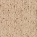 Песочный, ткань плюш 48х48см (±1см) Peppy