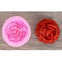 Роза, молд силиконовый 4,5х2см SL