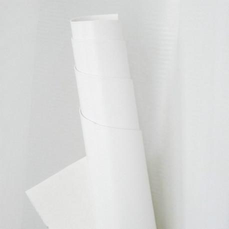 Белый, кожа искусственная 50х35(±1см) плотность 300 г/кв.м.
