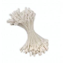 Белый, тычинки для цветов, 160шт. Fiorico