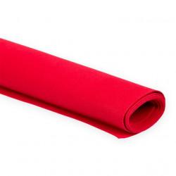 Индийский красный, фоамиран 0.8-1мм 60х70(±2см) Иран