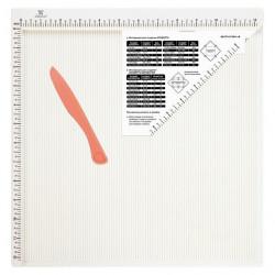 Доска для биговки многофунциональная 33х34,5x2см