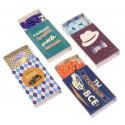 Men's project, набор декоративных коробочек 3,5х5,5х1см 4шт АртУзор