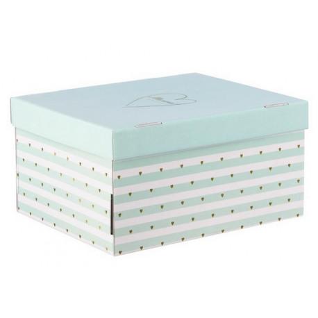Мелочи жизни, коробка складная 31х26х16см гофрокартон АртУзор