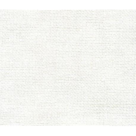 Канва Linda №27, 100% хлопок, 75х50 cм, белый
