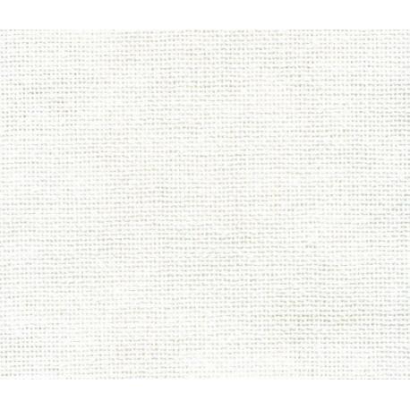 Канва Linda №27, 100% хлопок, 30х40 cм, белый