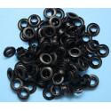 Черный никель, блочки d6мм 100шт, Micron