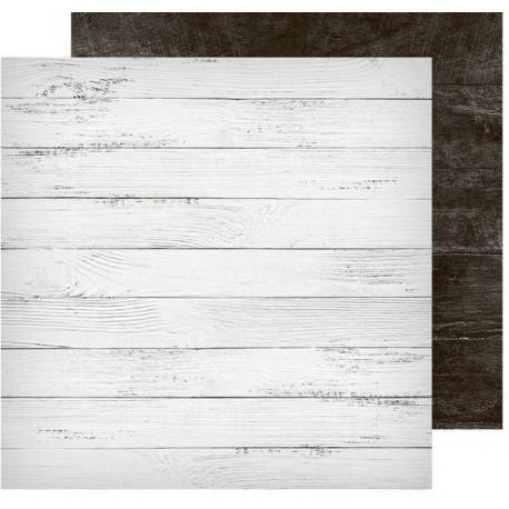 Доски белые-доски чёрные, фотофон двусторонний 45х45см картон
