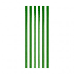 Зеленый, клей для малого клеевого пистолета 20см*7мм 1шт Micron