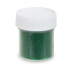 Зелёный, пыльца бархатная 5г. Fiorico