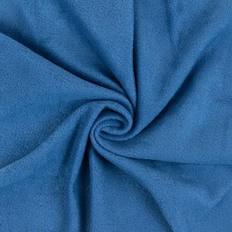 Синий, флис 230 г/кв.м, 100% полиэстер фасовка 50х50см