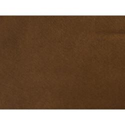 Темно-коричневый, фетр декоративный 100% полиэcтер, толщина 1мм, 30х45см HEMLINE Hobby