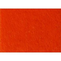 Коралловый, фетр декоративный 100% полиэcтер, толщина 1мм, 30х45см HEMLINE Hobby