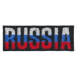 Russia, 7.3х2.7см, аппликация на клеевой основе. Annet