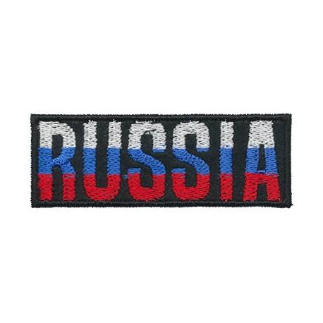 Russia, 7.3х2.7см аппликация на клеевой основе. Annet