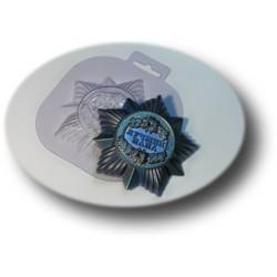Орден лучший Папа, пластиковая форма ПЭК-книжка для шоколада МФ