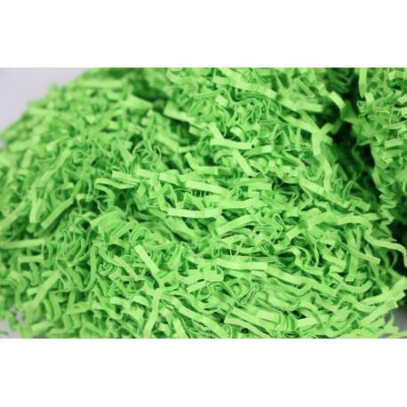 Зеленый, наполнитель бумажный уп.50гр