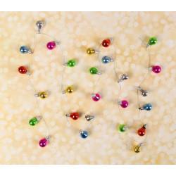 Гирлянда - шарик, набор декоративных элементов 1м АртУзор