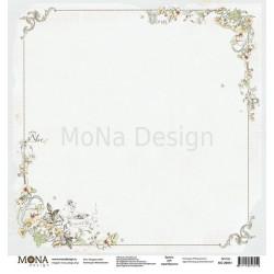 Подарок небес из коллекции Мой мальчик, лист односторонней бумаги 30х30см, 190гр/м MoNa design
