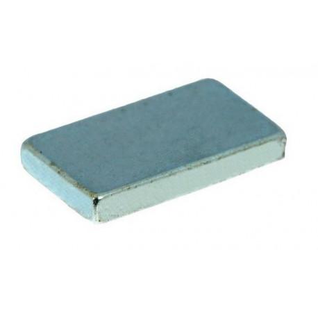 Магнит технический 10х1,5х6мм, 10шт SL
