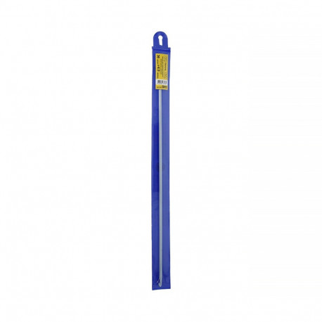 Крючок для тунисского вязания  металл d4,5 мм 36см, GAMMA