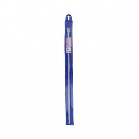Крючок для тунисского вязания  металл d6 мм 36см, GAMMA