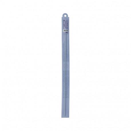 Крючок для тунисского вязания  металл d2,5 мм 36см, GAMMA