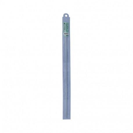 Крючок для тунисского вязания  металл d3,0 мм 36см, GAMMA