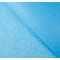 Голубой, упаковочная бумага тишью 50х66см 10листов